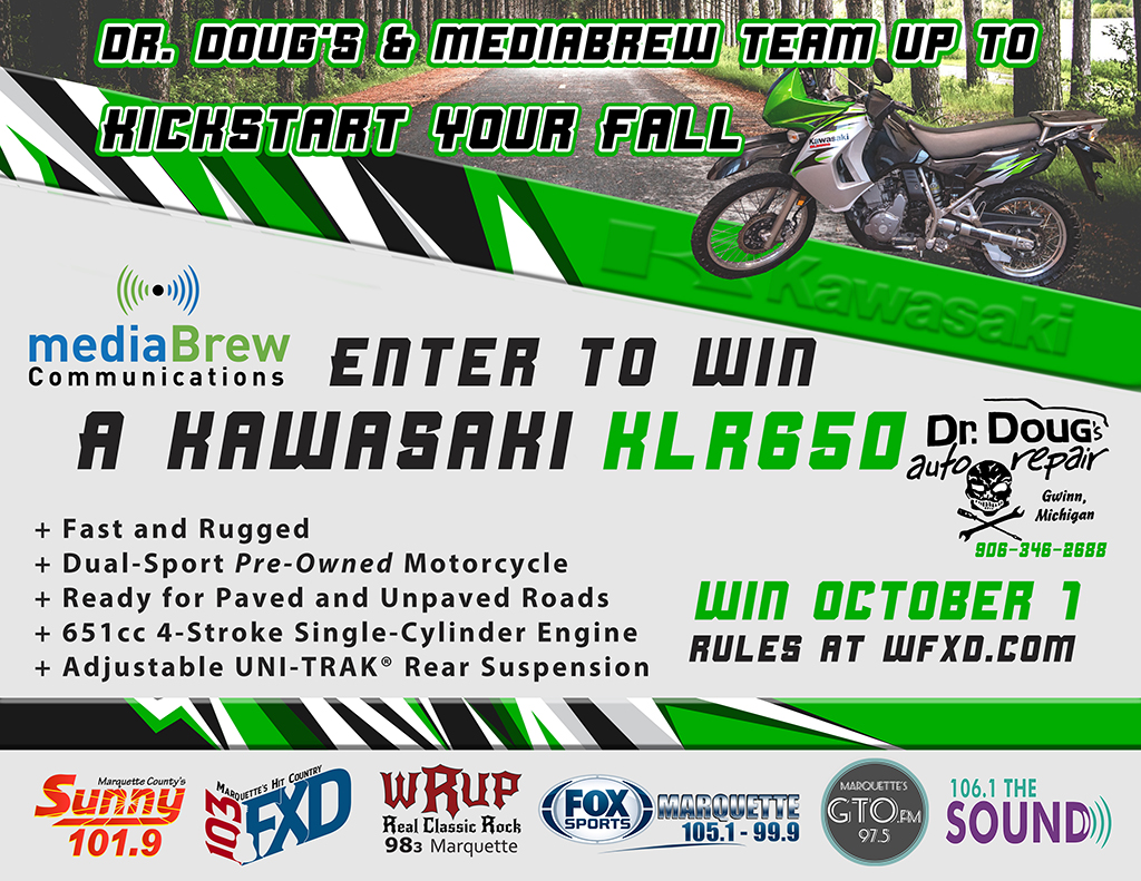 Win the Kickstart Your Fall Quarterly Giveaway!